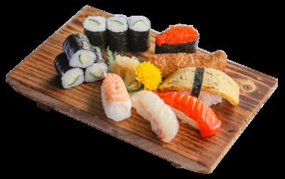 Ume Sushi Moriawase