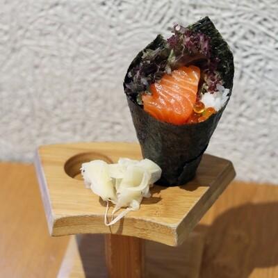 Ikura Salmon