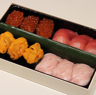 Premium Sushi 12pcs - Mix & Match