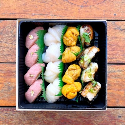 Oki Premium Sushi Box(16pcs)