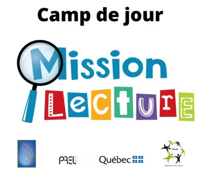 Camp de jour Mission Lecture