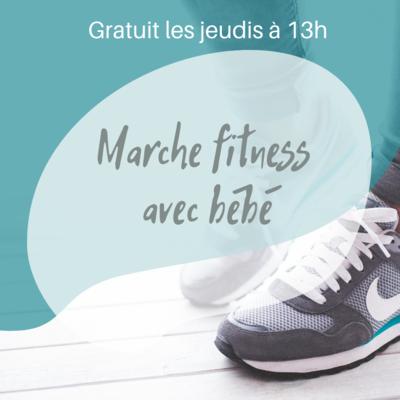 Marche Fitness bébé