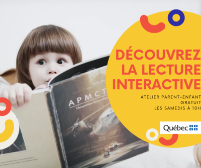 Atelier conférence Lecture interactive