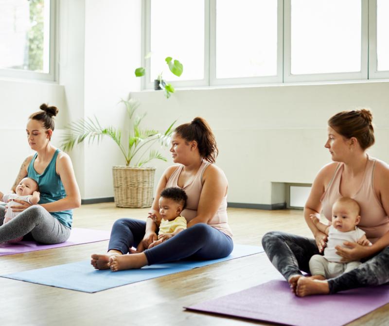 Yoga thérapeutique POSTNATAL