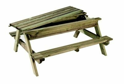 zandbak - kindertafel arielle