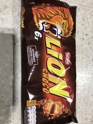 Lion Choco 6x42gr