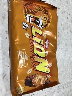 Lion Peanuts Choco 5x41gr