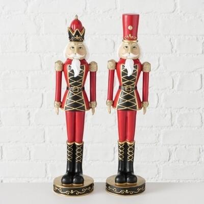 figurine notenkraker h40cm 1STUK ( 2 variaties)