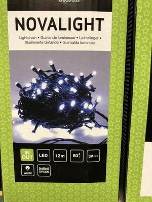 Lughtcreations Novalight Witlicht 80LED