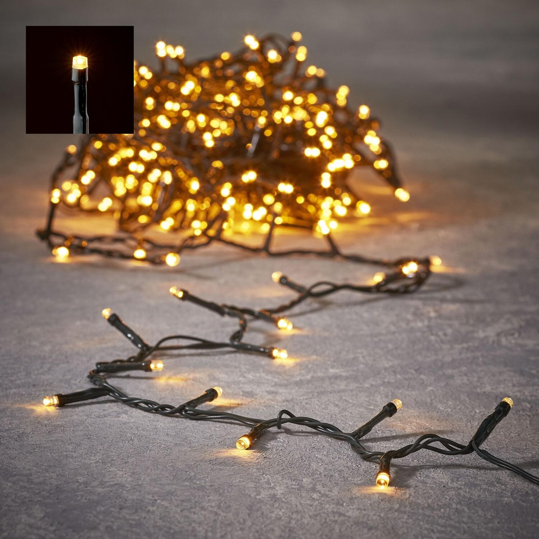 Luca LED Verlichting 240LED Warmwit