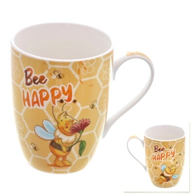 MAJA mug 345ml d8h10.5 -  PRIJS PER 1