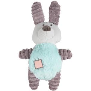 DOGTOY pluche cub konijn ikra groen 27cm