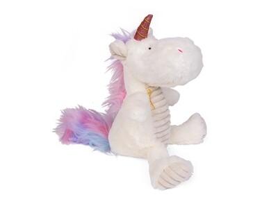 DOGTOY pluche unicorn draak 35cm