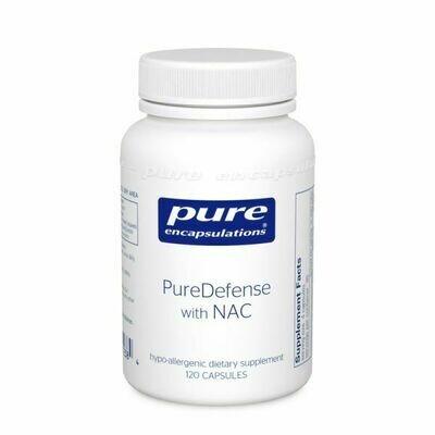 Pure Defense w/NAC