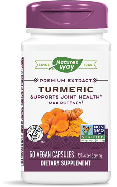 Turmeric Max Potency 750 MG