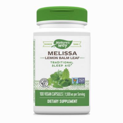 Melissa Lemon Balm Leaf