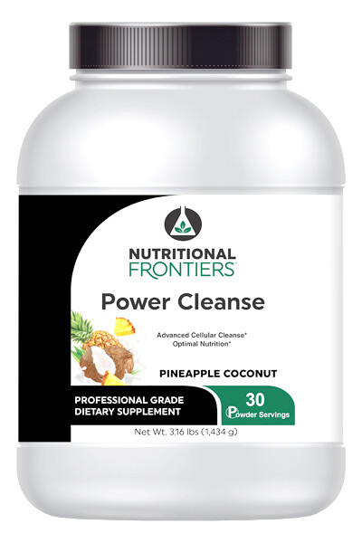 Power Cleanse Pineapple-Coconut (30 Day)