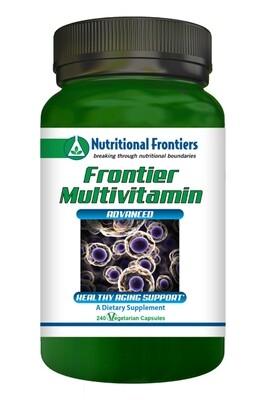 Frontier Multivitamin (240)
