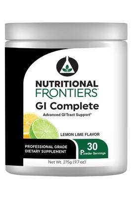 GI Complete Powder Lemon-Lime