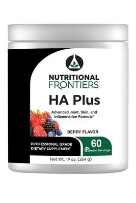 HA Plus Vegetarian Powder