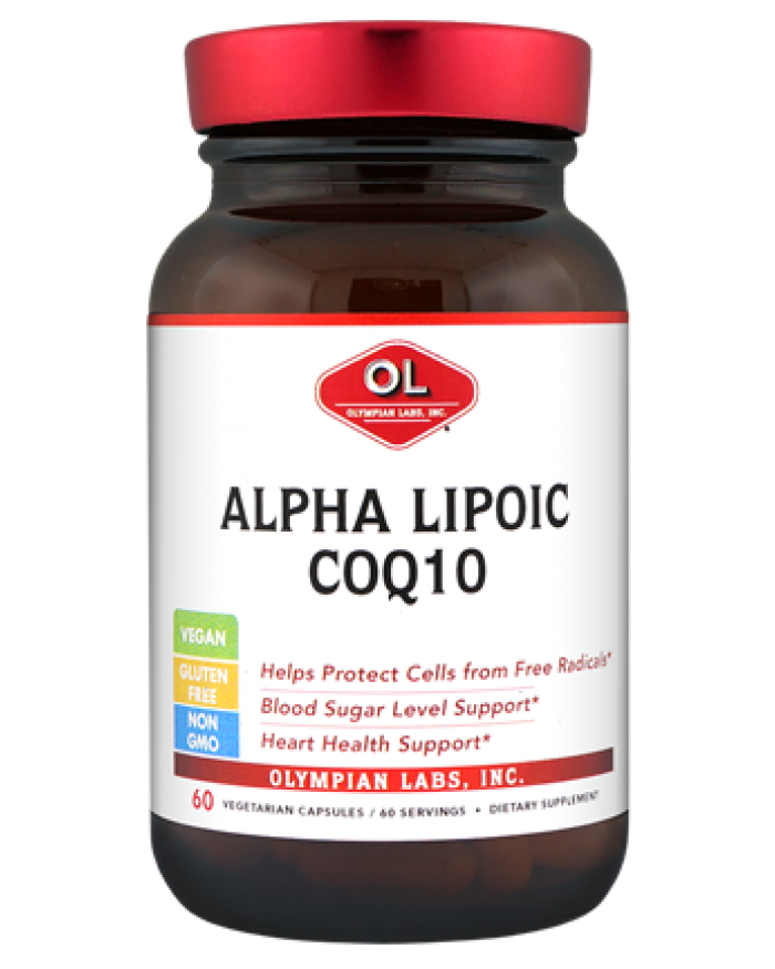 Alpha Lipoic CoQ10