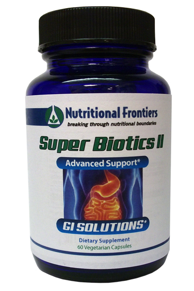 Super Biotics II  60 ct