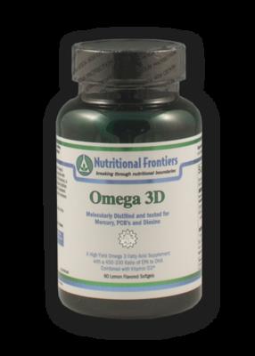 Omega 3D - 60 count