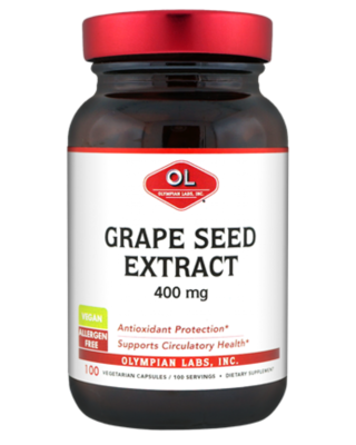 Grape Seed Extract  400 mg