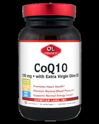 CoQ10 100mg  90 ct