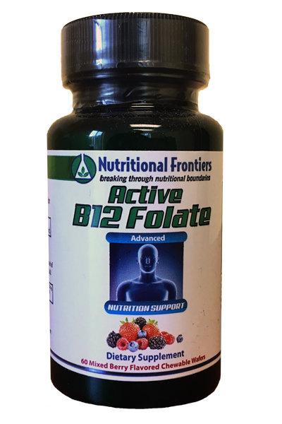 Active B12 Folate