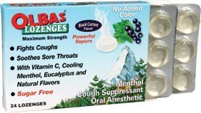 Olbas Lozenges  Black Currant, Sugar Free