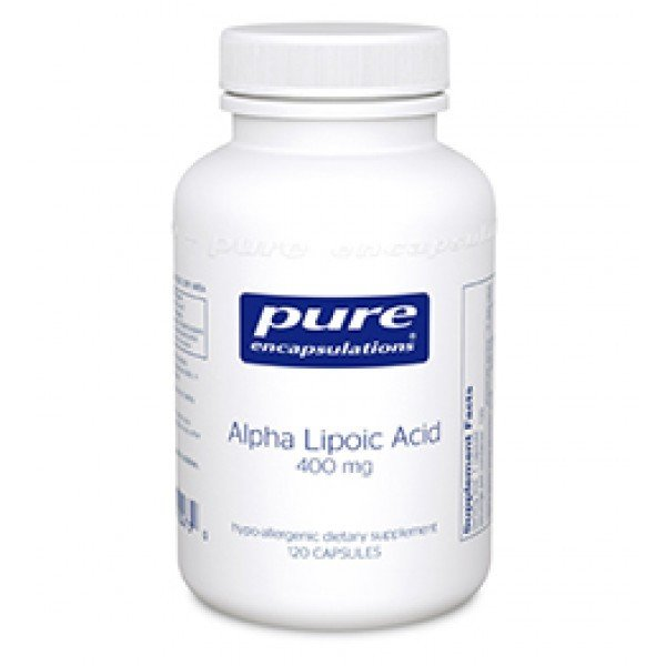 ​Alpha Lipoic Acid  400 mg