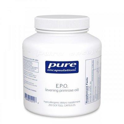 E.P.O.  100's (Evening Primrose Oil)