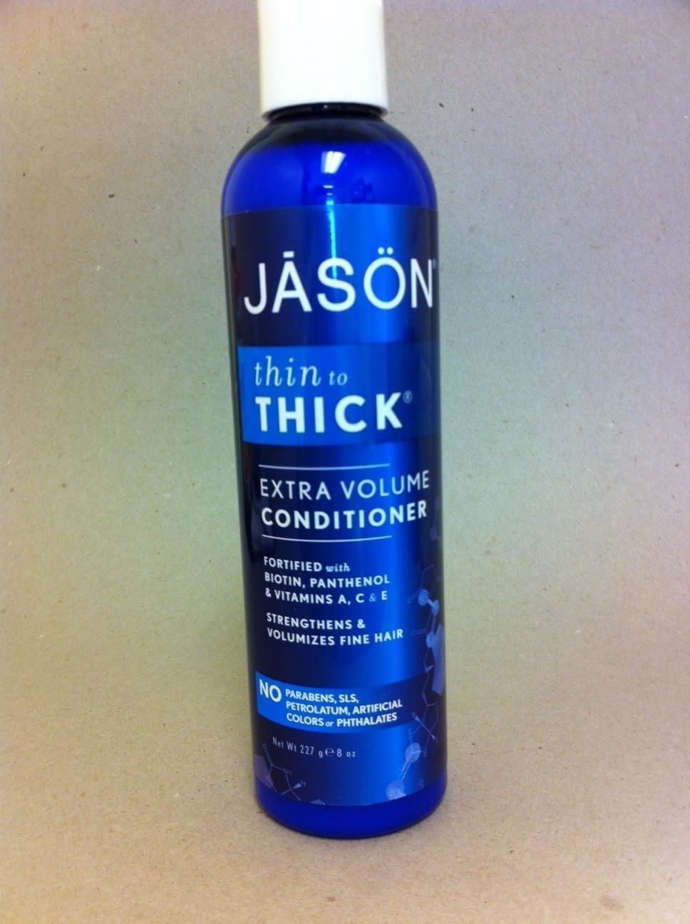Jason Hair Conditioner, Thin to Thick