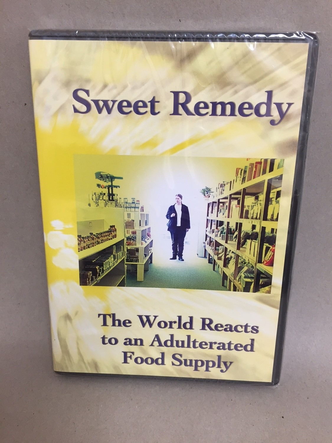 Sweet Remedy   DVD