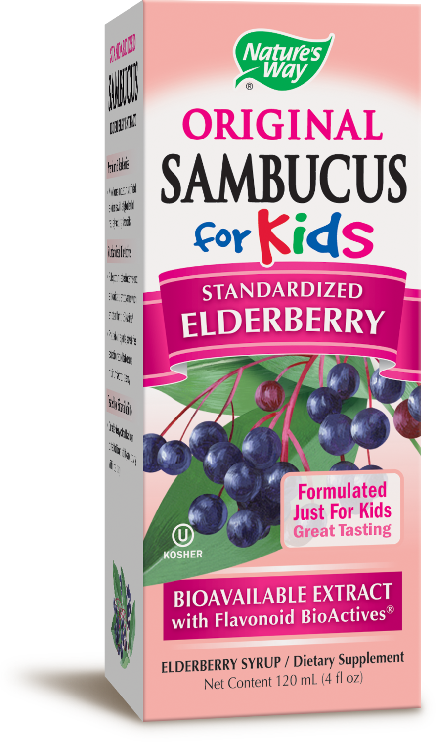 Sambucus for Kids Syrup