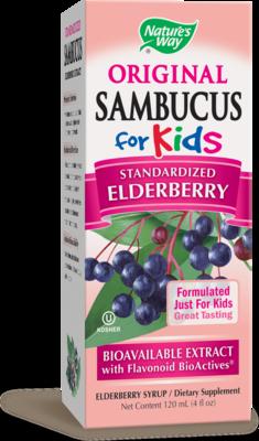 Sambucus for Kids Syrup