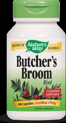 Butcher's Broom Root