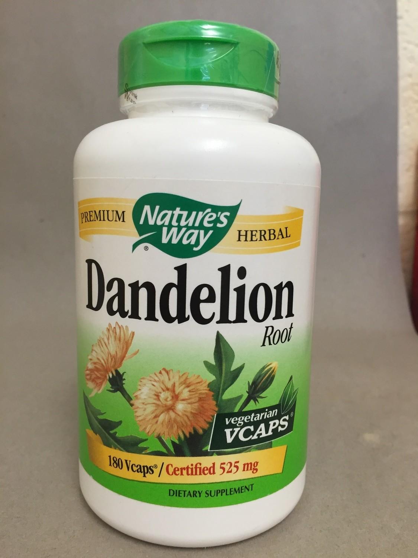 Dandelion Root  180 count