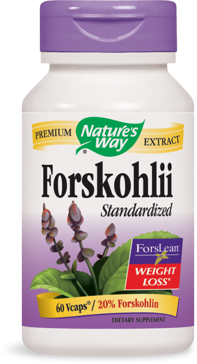 Forskohlii Standardized