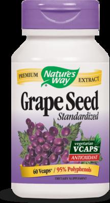 Grape Seed Standardized