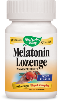 Melatonin Lozenge (Fruit Flavor)