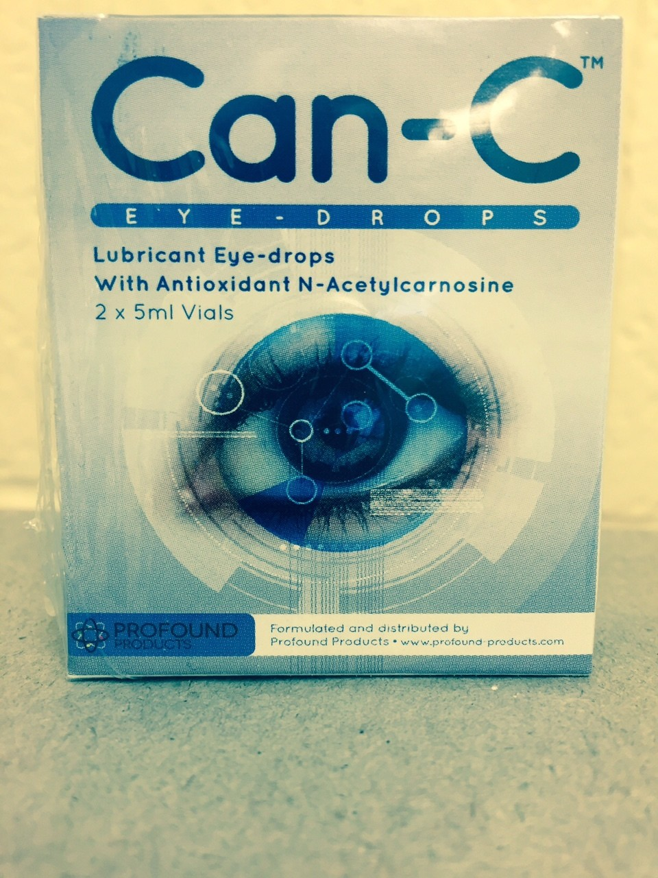 Can-C Eye Drops