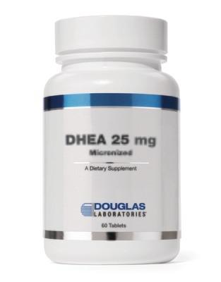 DHEA (25 mg.) Sublingual
