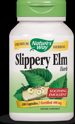 Slippery Elm Bark