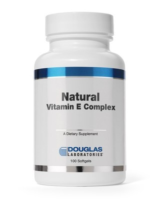 Natural Vitamin E Complex