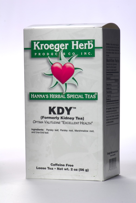 KDY Tea  2 oz loose Tea
