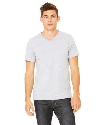 RL4WD Unisex V Neck Tshirt