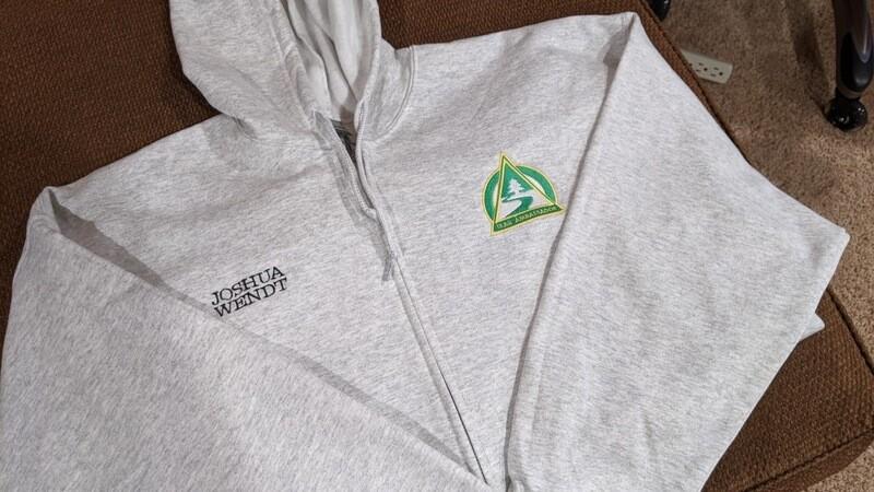 Trail Ambassador Full-Zip Unisex Hoodie