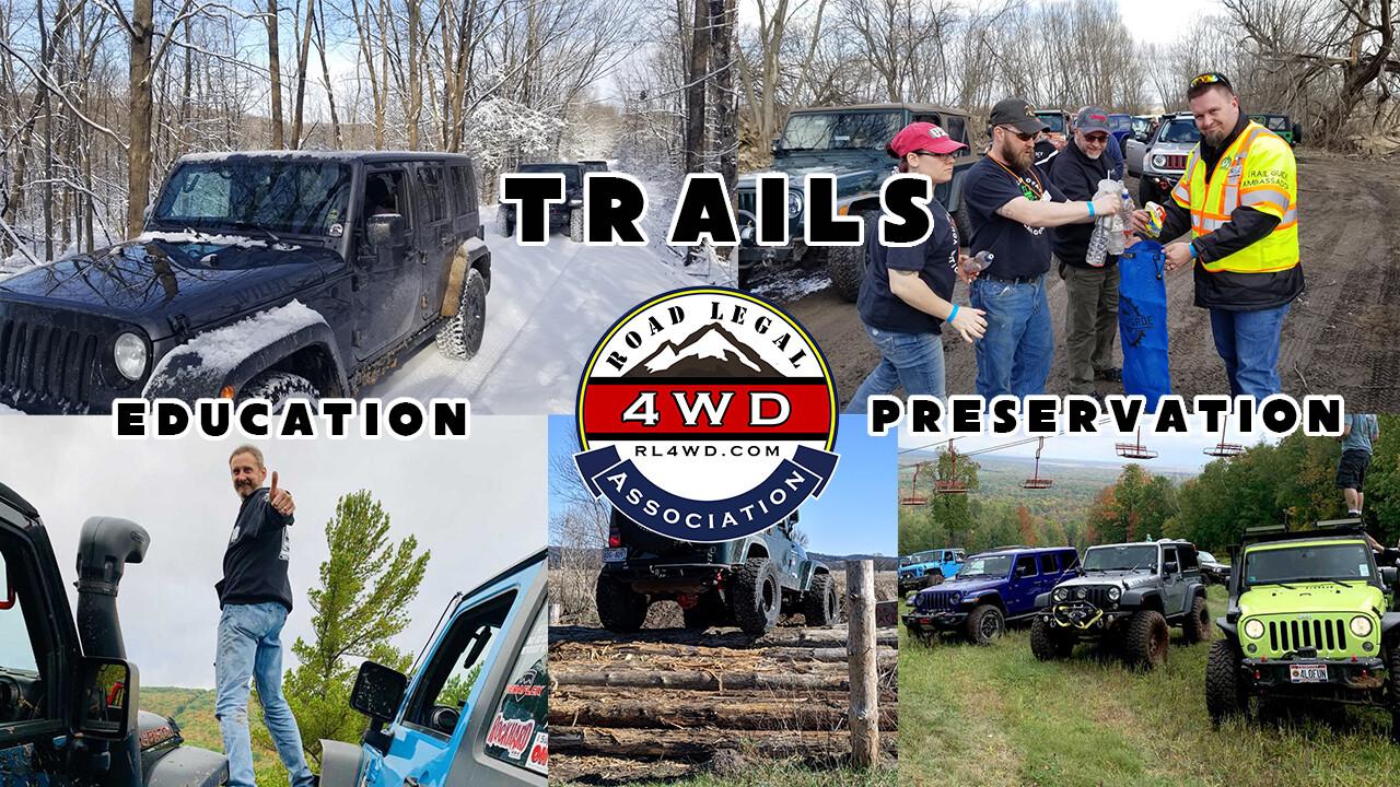 RL4WD Business Membership